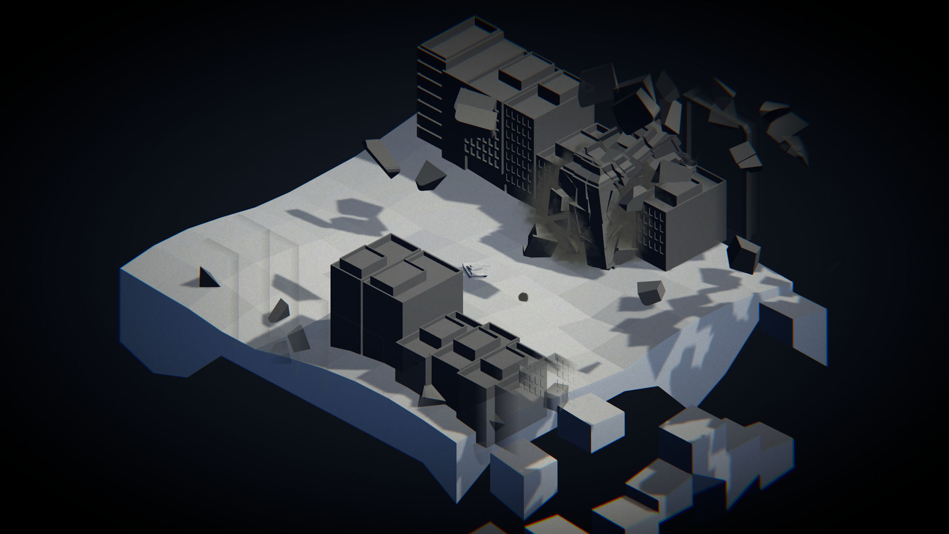 Screenshot of Kinemotik's game: That Which Is Not Seen